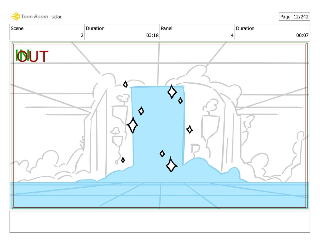 Scene 2 Duration 03:18 Panel 4 Duration 00:07 s...