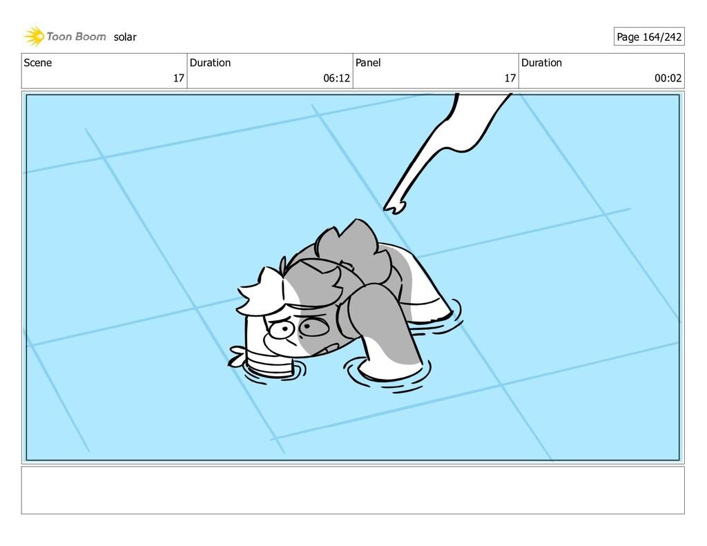 Scene 17 Duration 06:12 Panel 17 Duration 00:02...