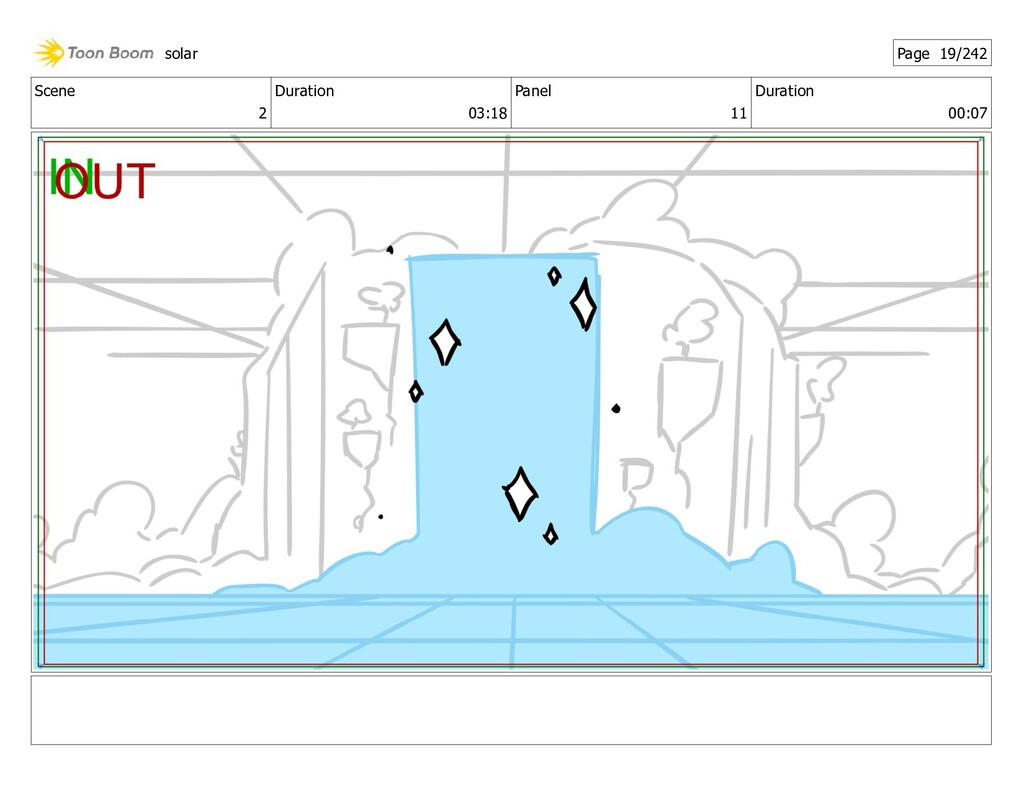 Scene 2 Duration 03:18 Panel 11 Duration 00:07 ...
