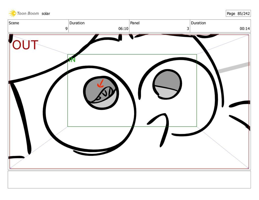 Scene 9 Duration 06:10 Panel 3 Duration 00:14 s...