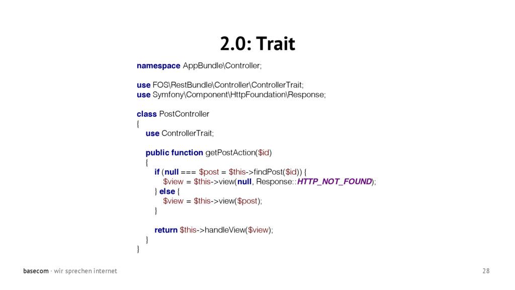 basecom · wir sprechen internet 28 2.0: Trait n...