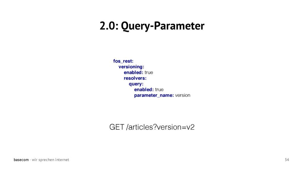basecom · wir sprechen internet 34 2.0: Query-P...