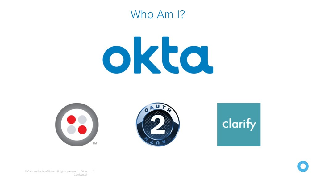 © Okta and/or its affiliates. All rights reserv...