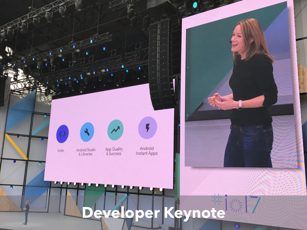 Developer Keynote