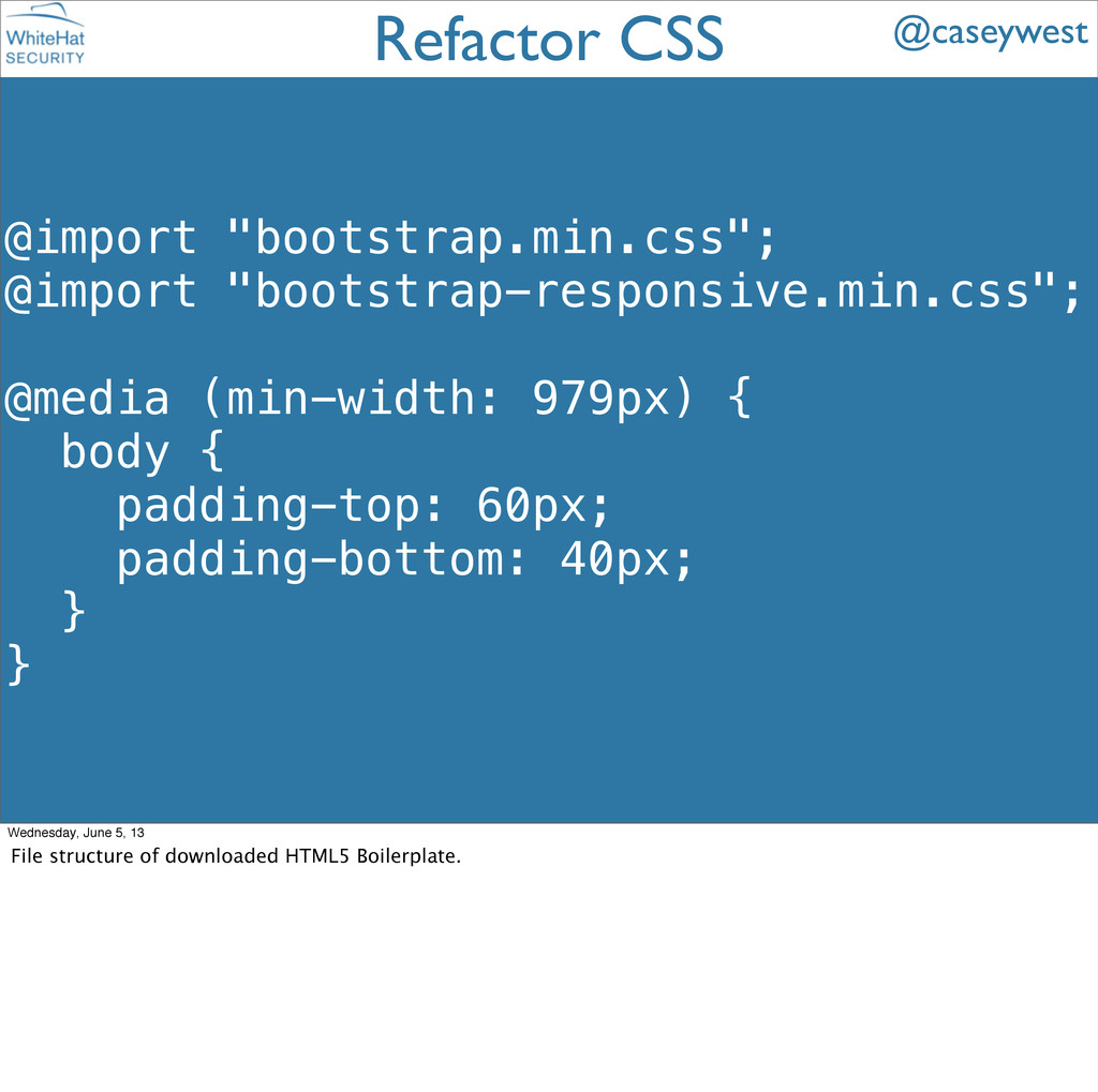 """@import """"bootstrap.min.css""""; @import """"bootstrap..."""