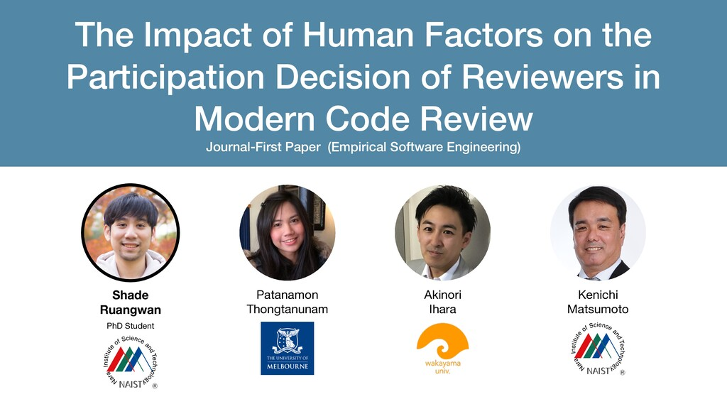 The Impact of Human Factors on the Participatio...