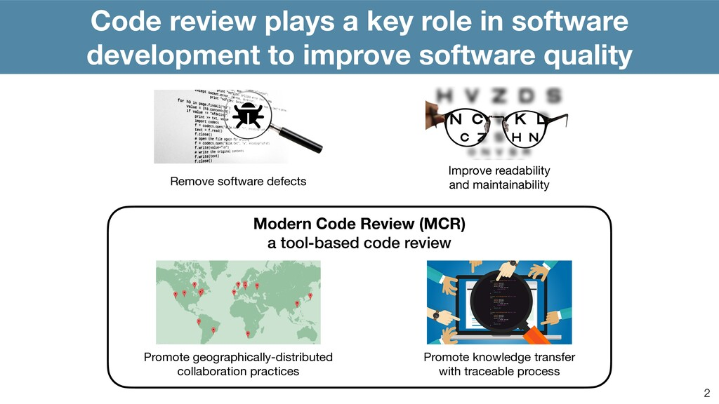 Code review plays a key role in software develo...