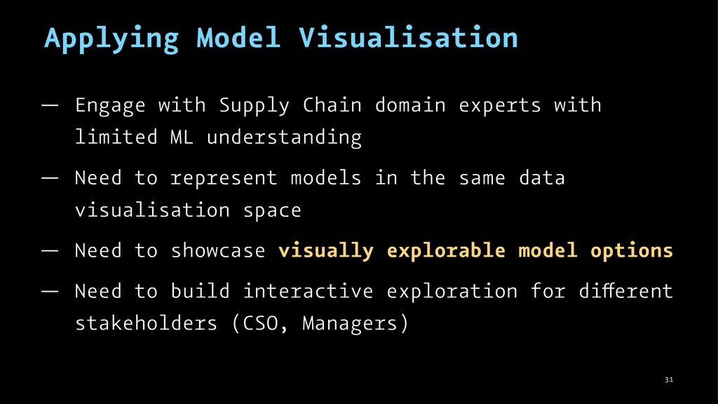 Applying Model Visualisation — Engage with Supp...