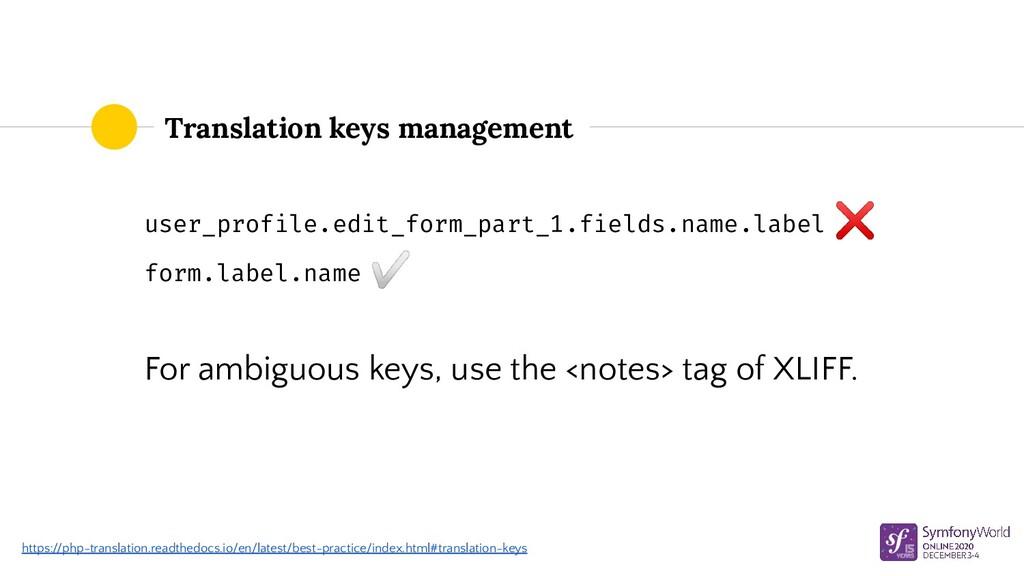 Translation keys management user_profile.edit_f...