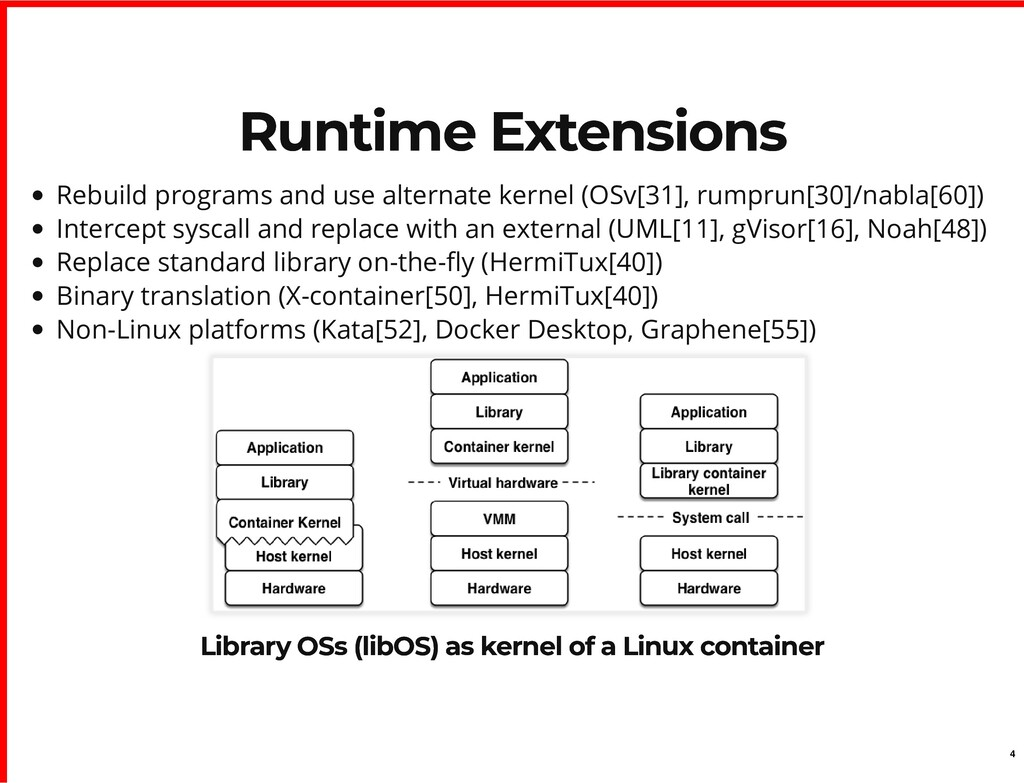 Runtime Extensions Runtime Extensions Rebuild p...