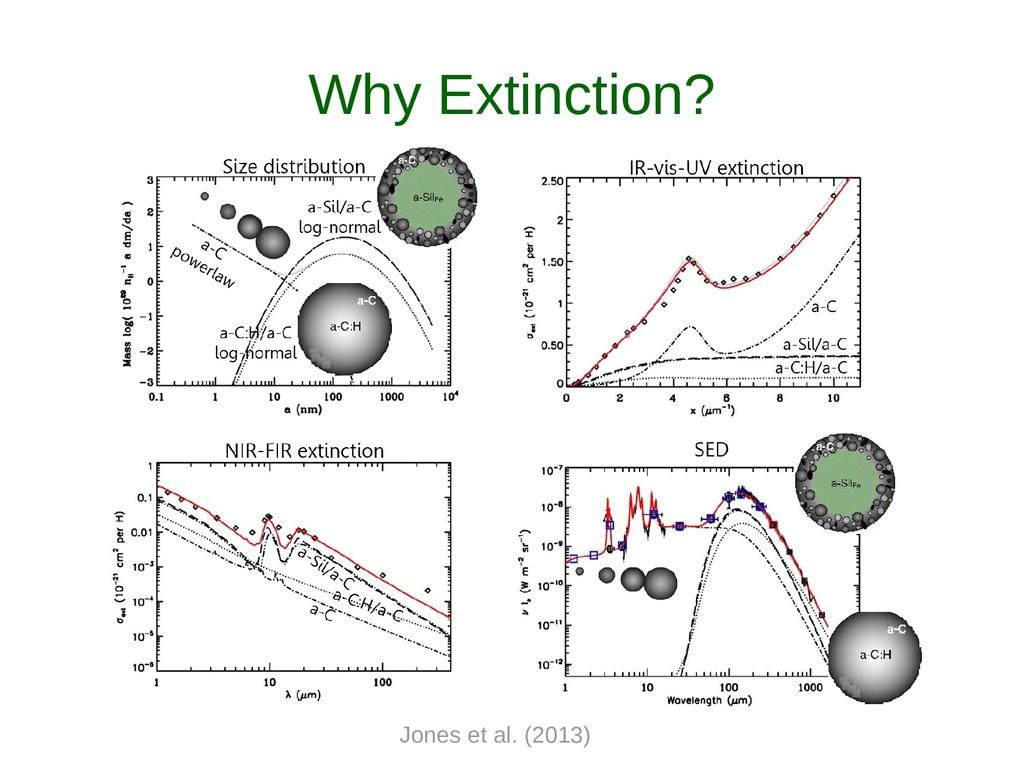 Why Extinction? Jones et al. (2013)