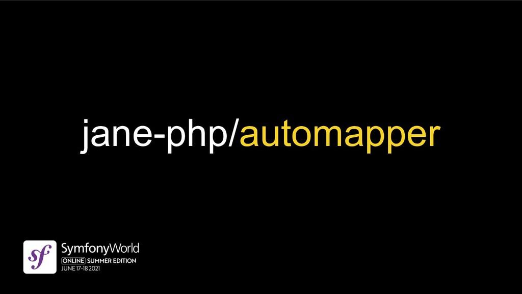 jane-php/automapper