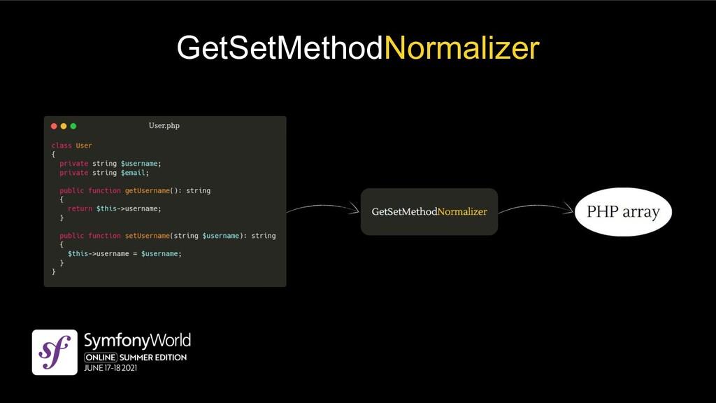 GetSetMethodNormalizer