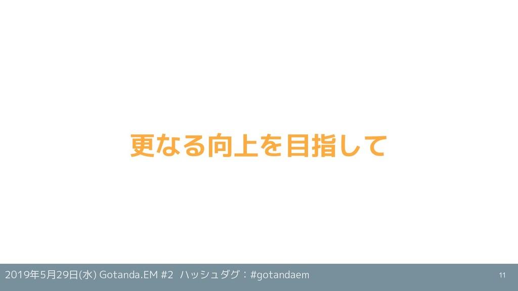 2019年5月29日(水) Gotanda.EM #2 ハッシュダグ:#gotandaem 更...