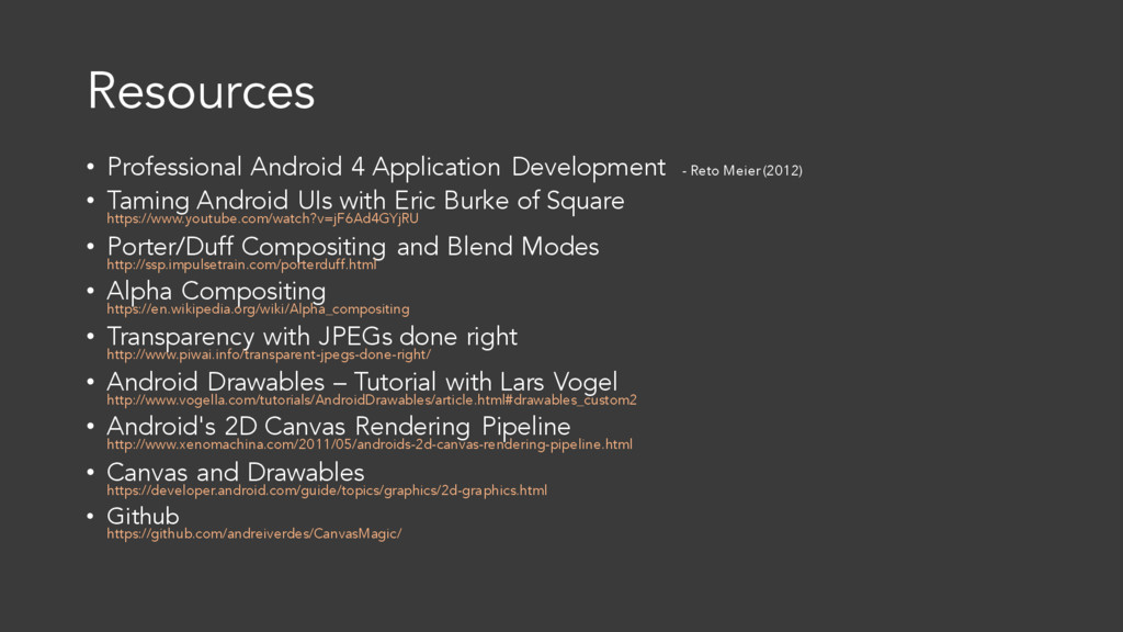 Resources • Professional Android 4 Application ...