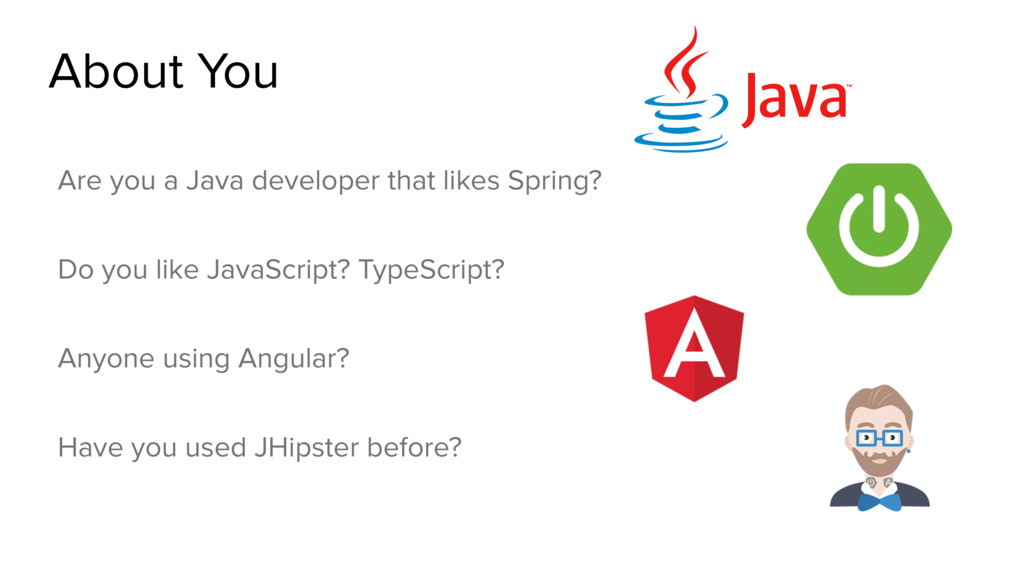 About You Are you a Java developer that likes S...