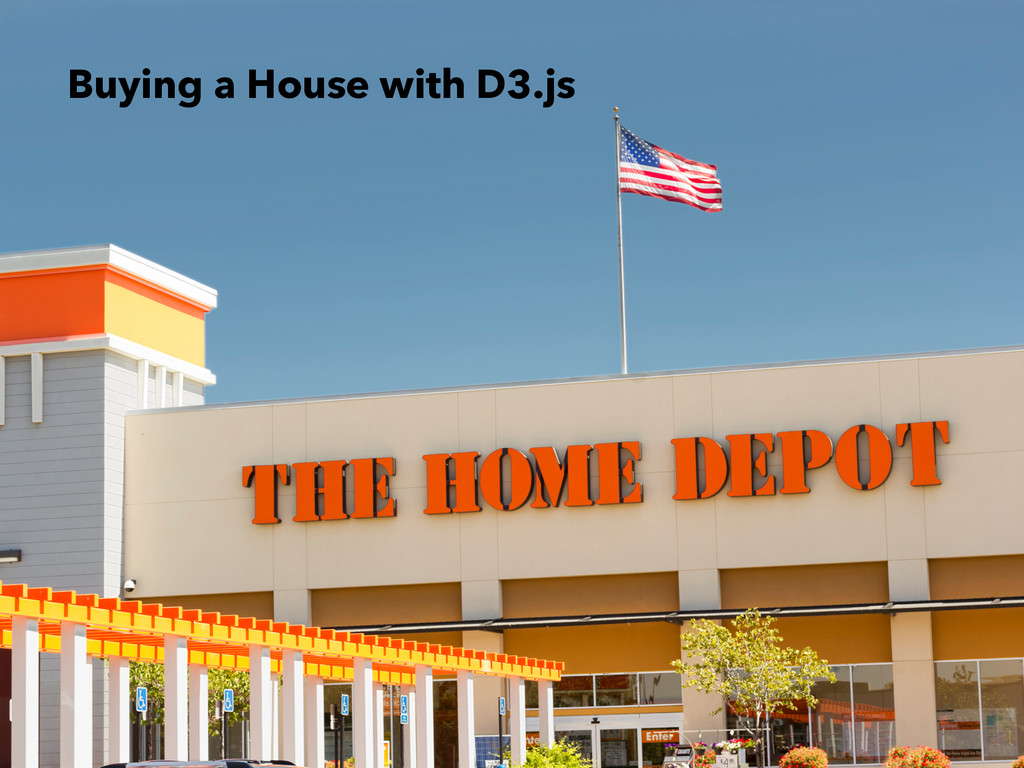 Buying a House with D3.js