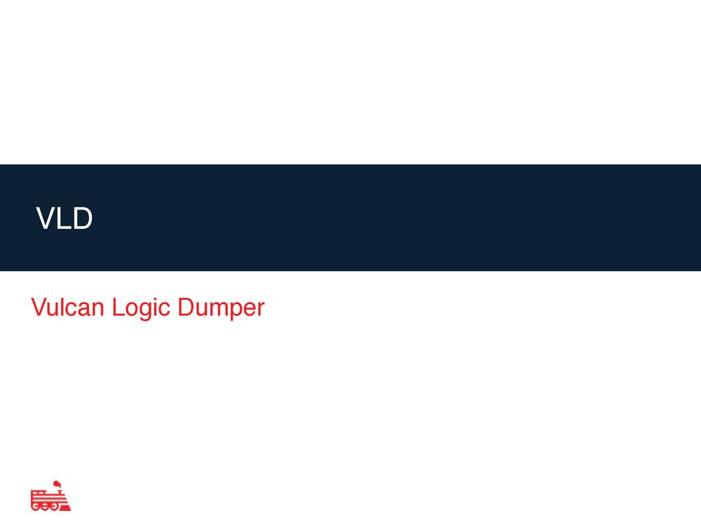 Agenda Vulcan Logic Dumper VLD