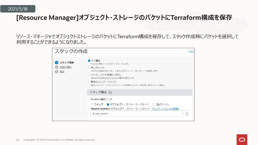 • リソース・マネージャーの概要ページがコンソールに追加されました。 • 機能へのガイド・ツア...