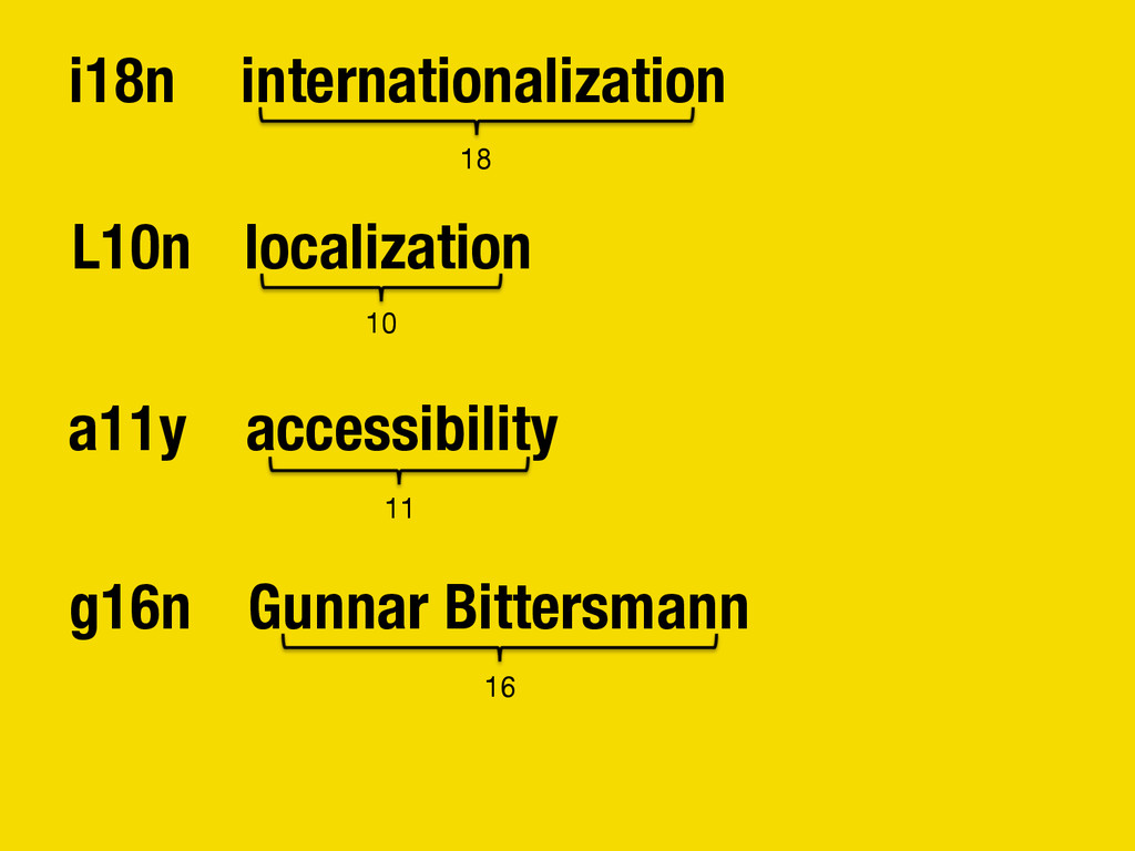 i18n