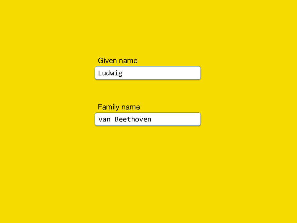 van	