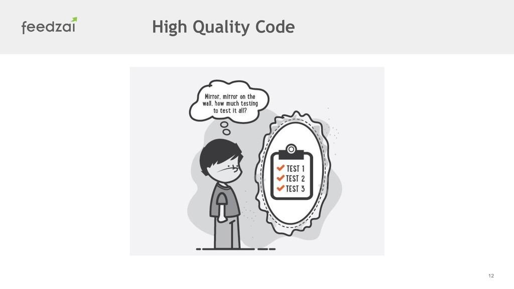 12 High Quality Code