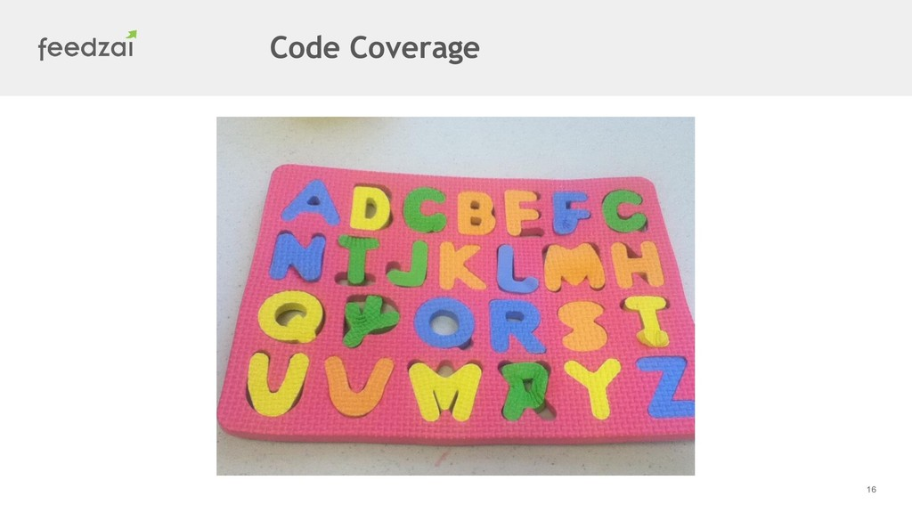 16 Code Coverage