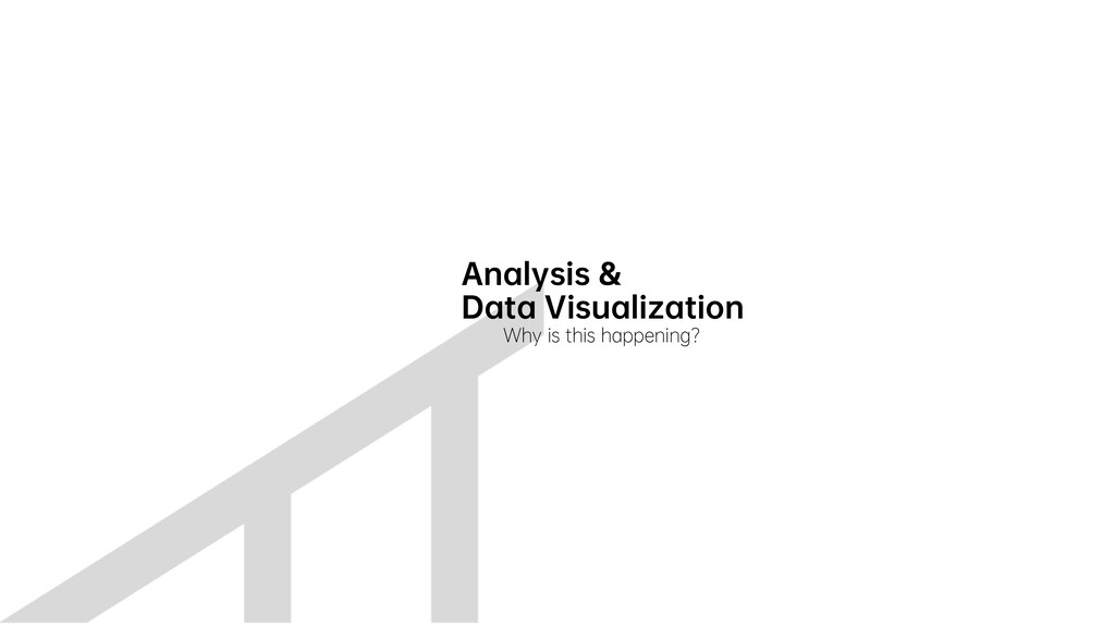 Analysis & Data Visualization Why is this happe...