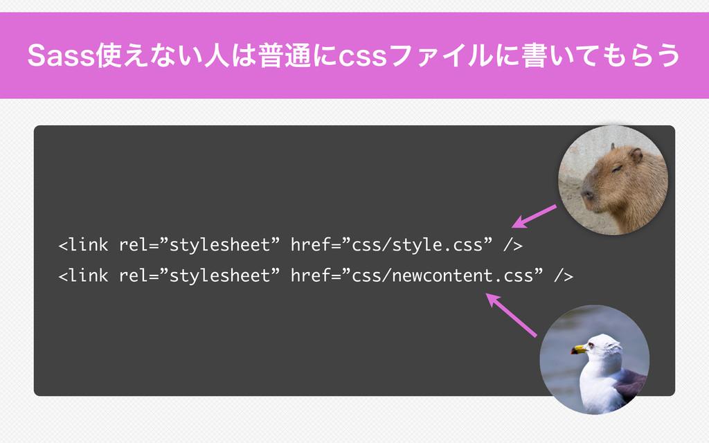 css style.css 4BTT͑ͳ͍ਓී௨ʹDTTϑΝΠϧʹॻ͍ͯΒ͏ <link...