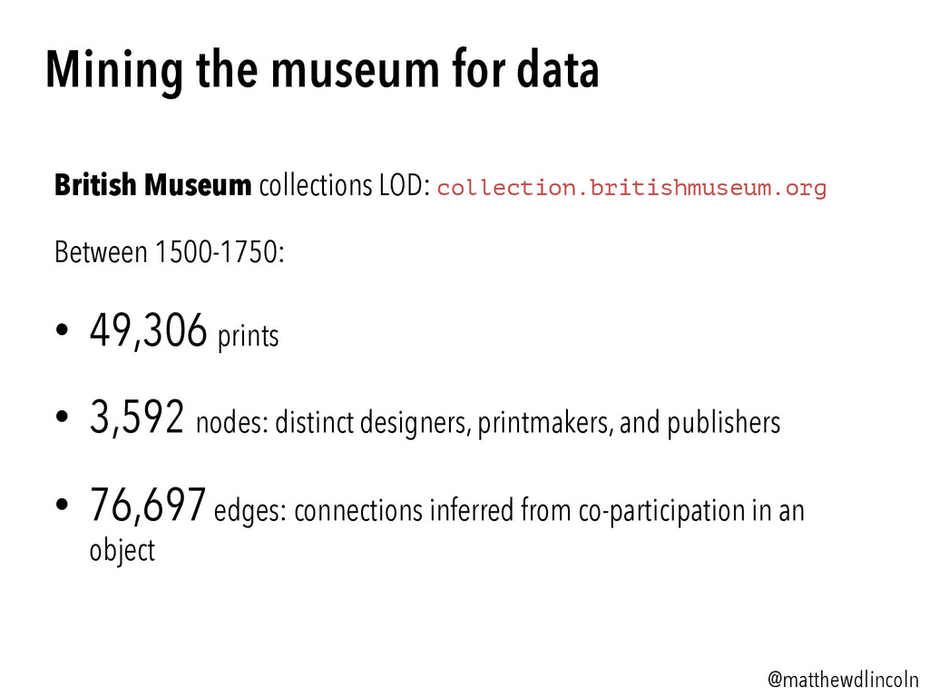 British Museum collections LOD: collection.brit...