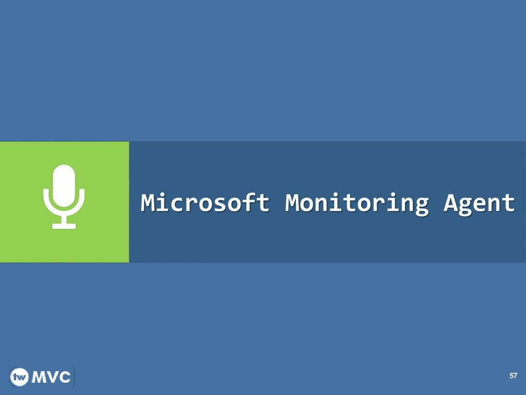 57 Microsoft Monitoring Agent