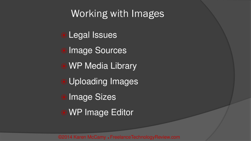 Working with Images  Legal Issues  Image Sour...