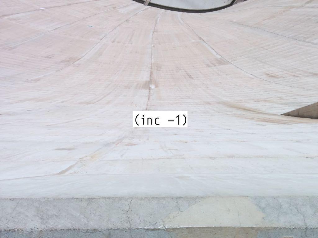 (inc -1)