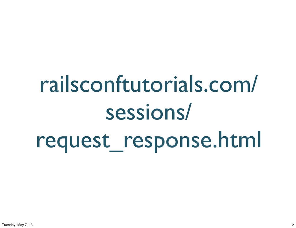 railsconftutorials.com/ sessions/ request_respo...