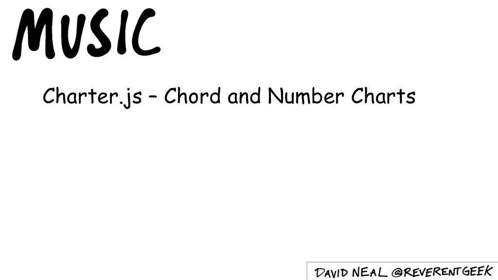 Charter.js – Chord and Number Charts