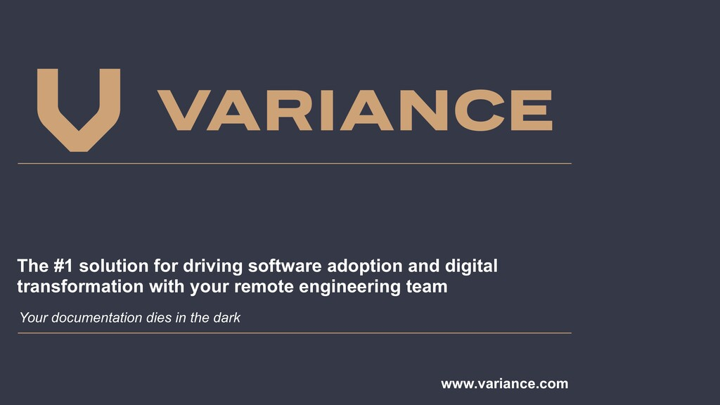 The #1 solution for driving software adoption a...