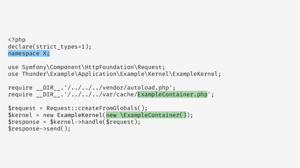 <?php declare(strict_types=1); namespace X; use...