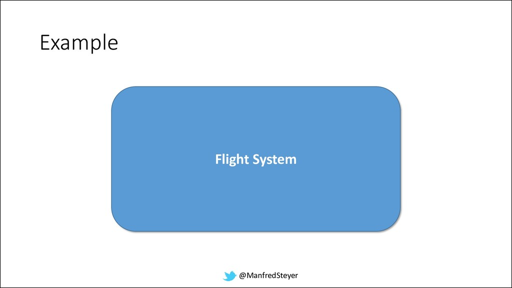 @ManfredSteyer Example Flight System