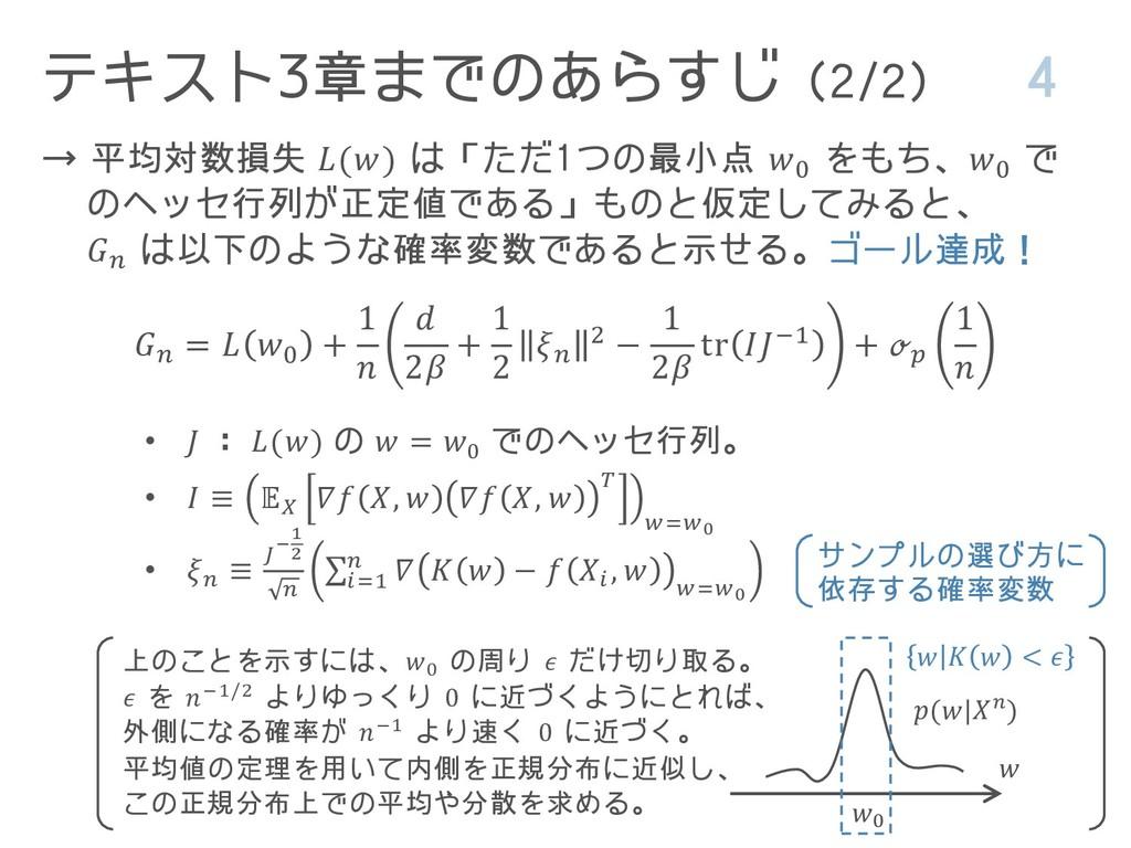 =  0 + 1   2 + 1 2  2 − 1 2 tr −1 + ℴ 1  テキスト3...