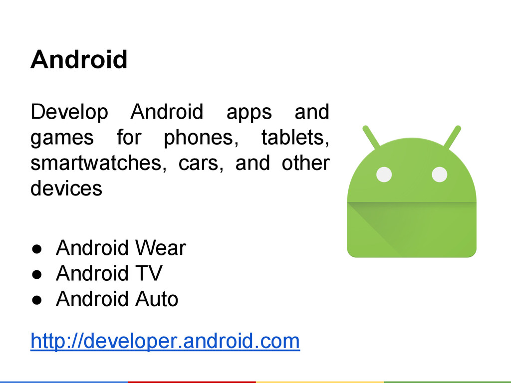 Android Develop Android apps and games for phon...