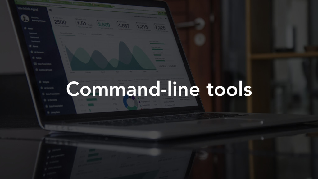 Command-line tools