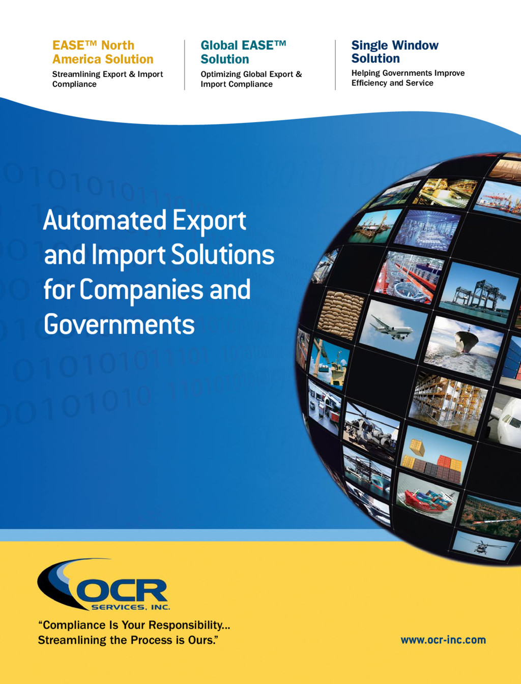 Automated Export and Import Solutions for Compa...
