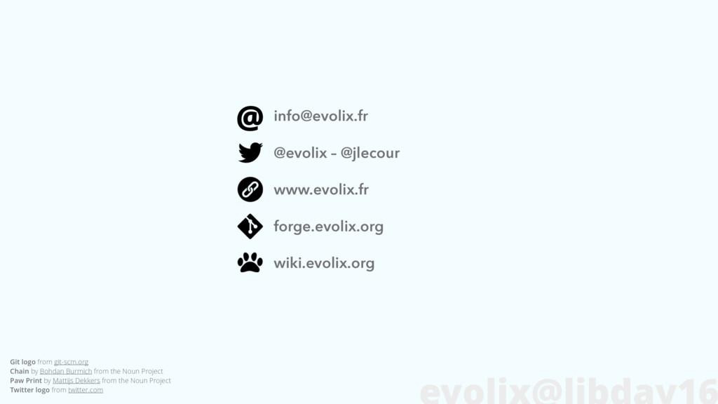 forge.evolix.org www.evolix.fr @evolix – @jleco...