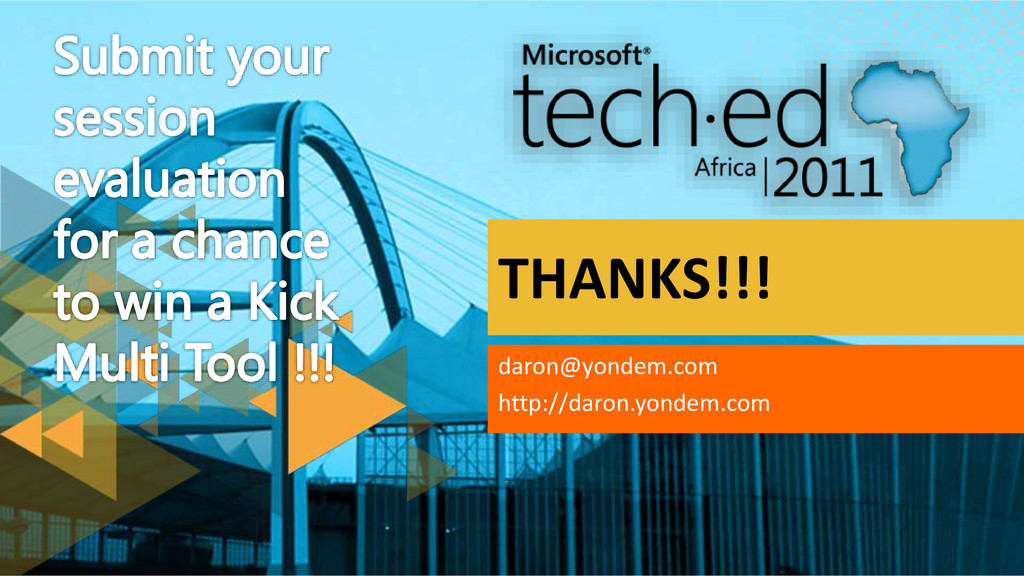 THANKS!!! daron@yondem.com http://daron.yondem....