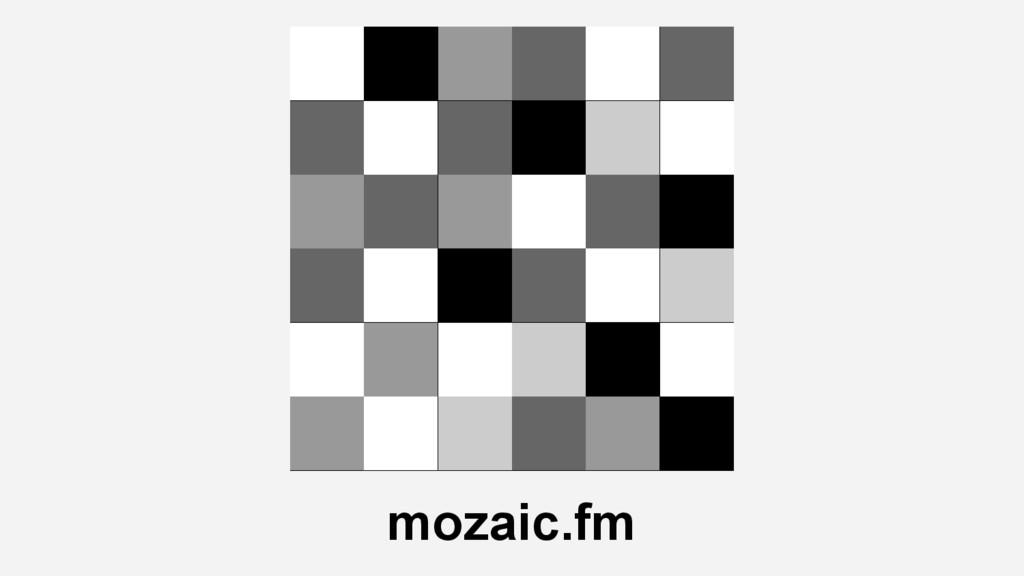 mozaic.fm
