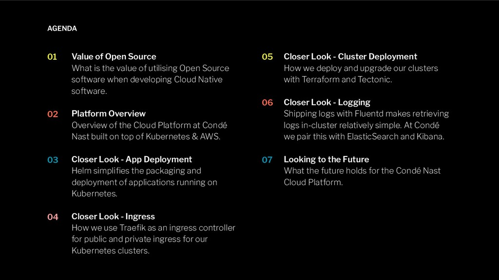 Closer Look - Cluster Deployment How we deploy ...