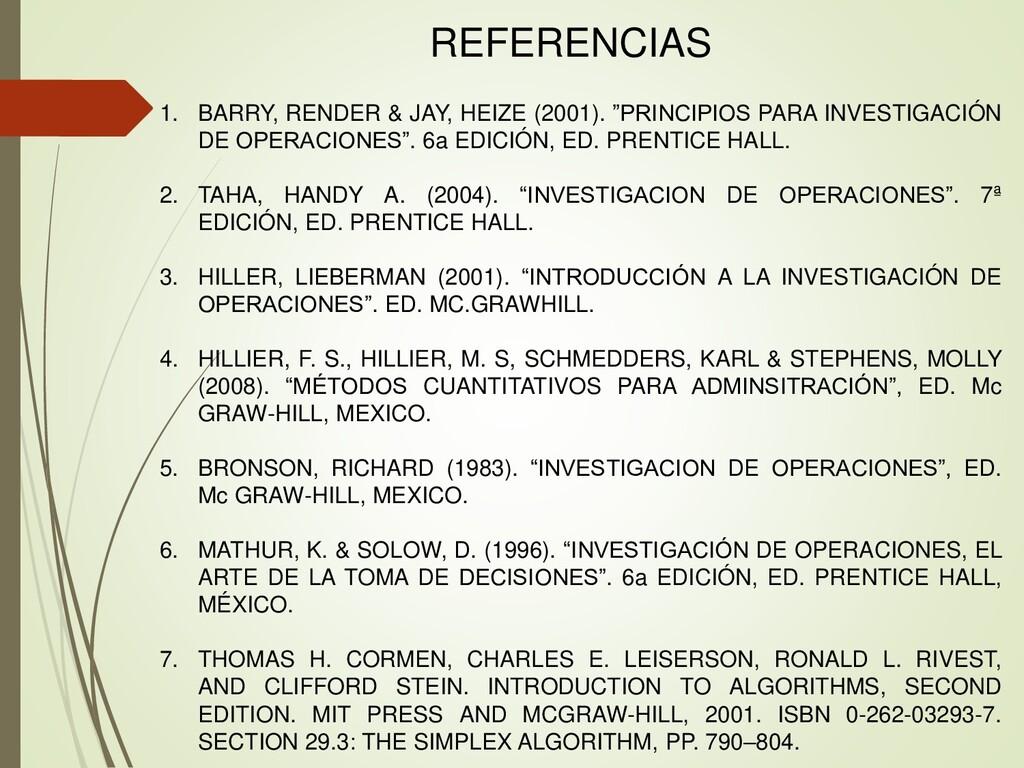 """1. BARRY, RENDER & JAY, HEIZE (2001). """"PRINCIPI..."""