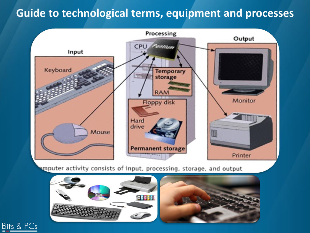 Guide to technological terms, equipment and pro...