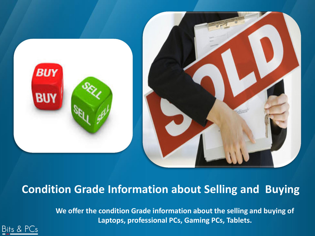 Condition Grade Information about Selling and B...