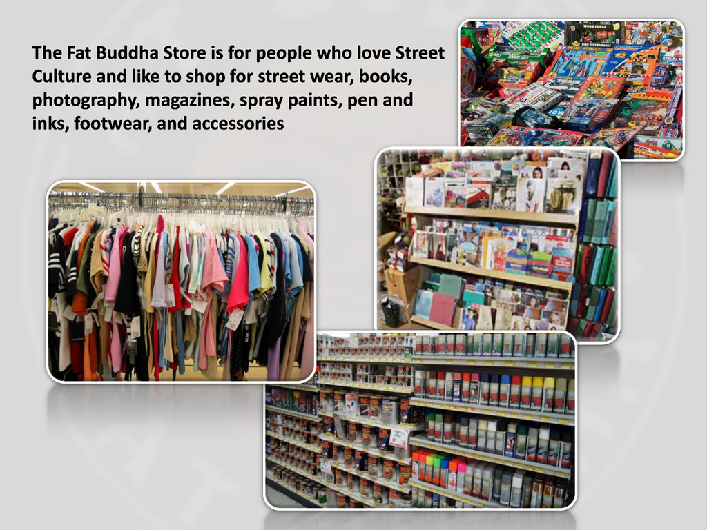 The Fat Buddha Store is for people who love Str...